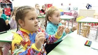 Ко дню работников дошкольного образования: воспитатель Анастасия Раева