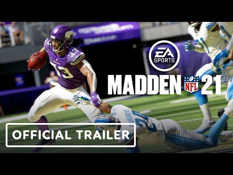 Madden 21 - Official Reveal Trailer