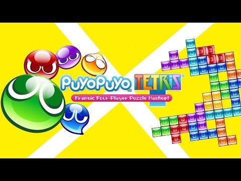 Puyo Puyo Tetris: Harassment Tutorial