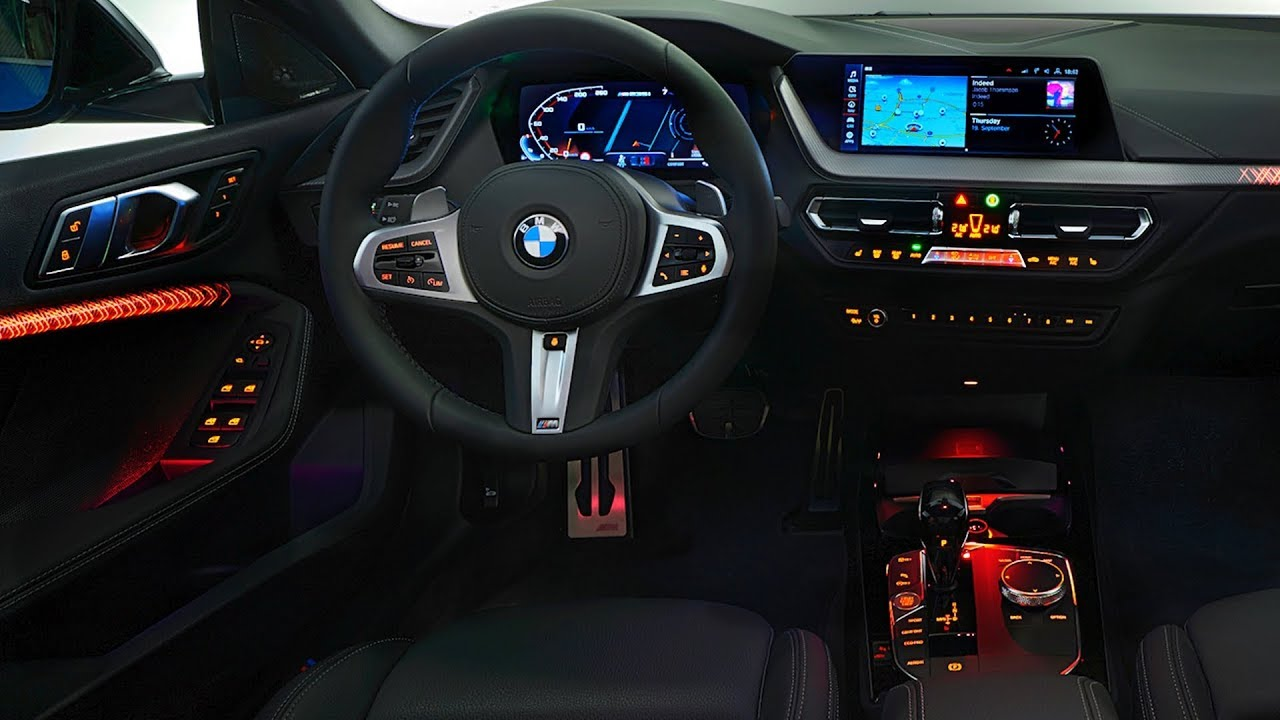 2020 Bmw 2 Series Sedan Interior