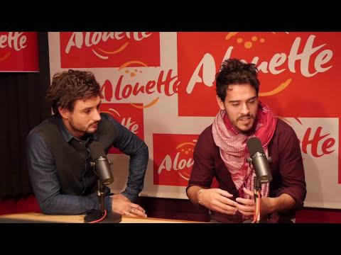 Alouette - Interview Bonus de Fréro Delavega