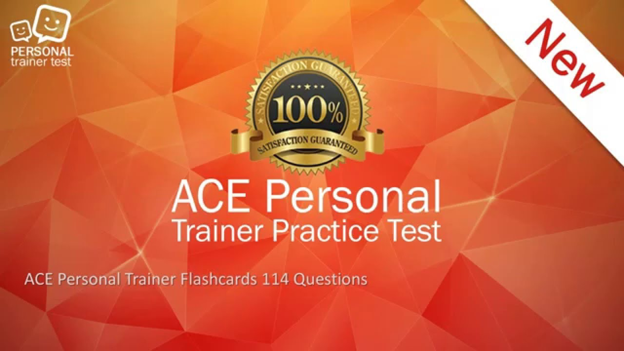Personal Training Ace Personal Training Exam