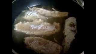 Homemade Lemon & Pepper Buttermilk Fish Marinade, Batter, And Frying Part2