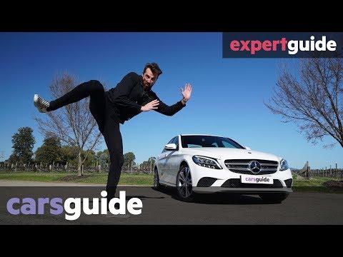 Mercedes-Benz C-Class 2019 review