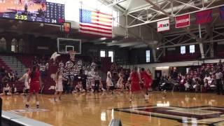 Dayton Women's Basketball Post Game - at Fordham - Feb. 19, 2017