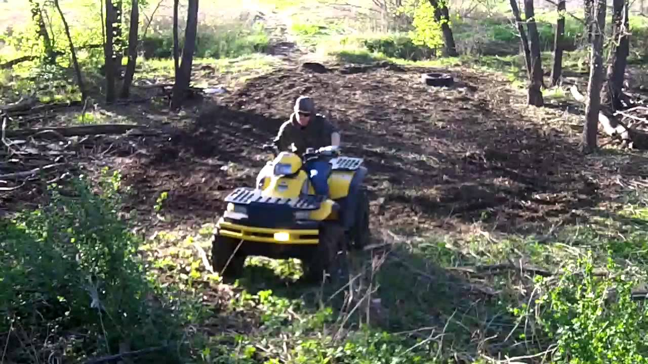 1st Food Plot Attempt Youtube