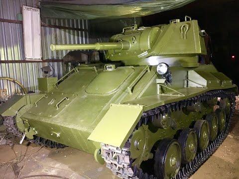 Малосерийный Т 80