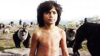 The Jungle Book - Mowgli Vs Shere Khan & King Louie   [FHD]   Part 1