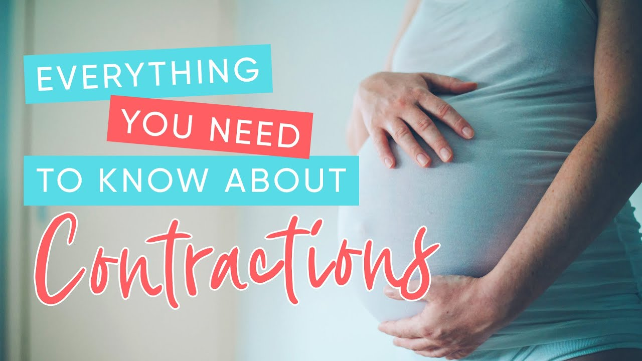 Contractions: What You Need To Know | Channel Mum