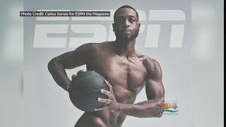 ESPN Makes Dwyane Wade A Cover Model For Body Issue