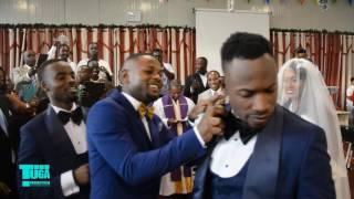 Daniel + Esther   Udine, Ghanaian Wedding