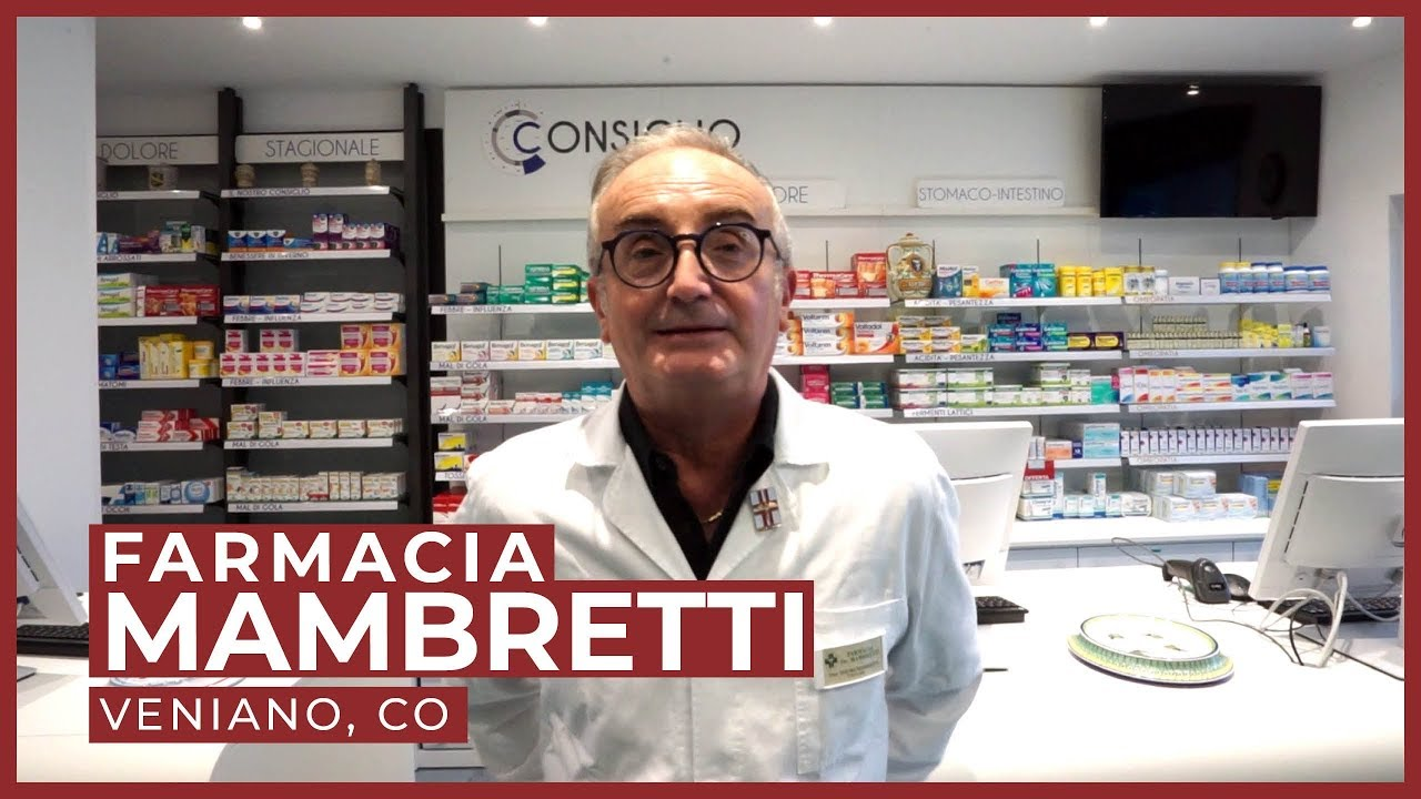 Farmacia Mambretti | Clou Farmacie Fashion