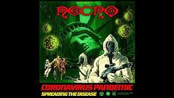 NECRO - 'CORONAVIRUS PANDEMIC (SPREADING THE DISEASE)'