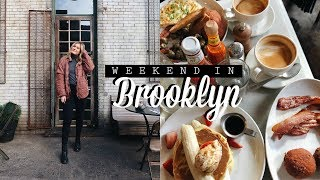 WEEKEND IN BROOKLYN   Brunch in Greenpoint, Vintage Shopping + a Life Update!