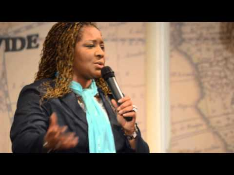 Ursula T. Wright in Concert in Tampa, FL- Breathe in Me & Prophetic Worship