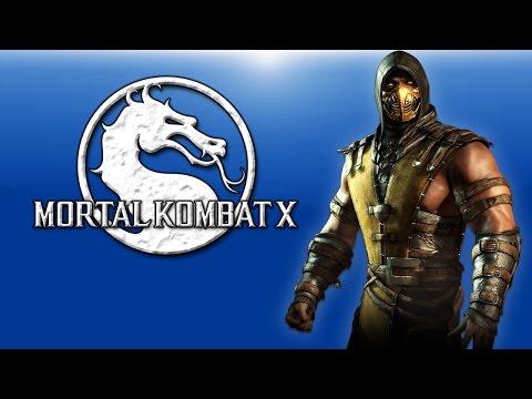 Mortal Kombat X - Ep 17 (Fighting Moo Snuckel!!!!!) Best of 5!