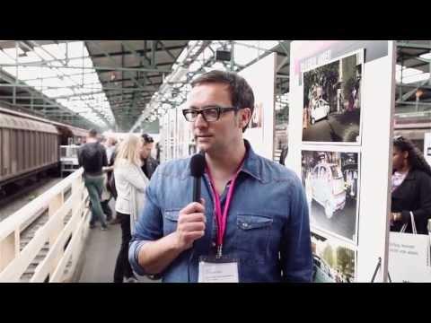 Stephan Vogel auf dem ADC Festival 2013