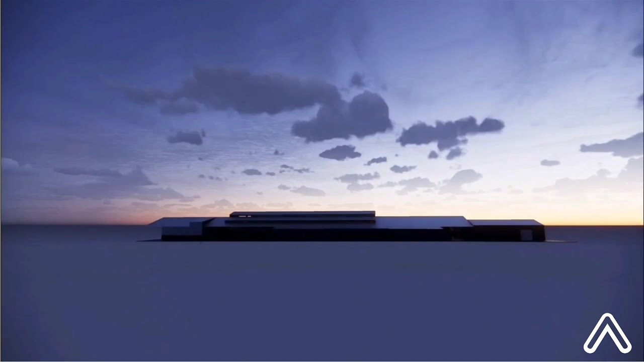 Scan to BIM Service | Large Industrial Plant