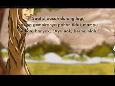 Copy of Kisah Pohon Apel dan Anak Kecil by Andrie Wongso