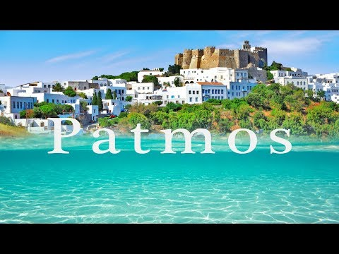 Exotic Greece: Patmos Chora & best beaches ~ Πάτμος, χώρα και καλύτερες παραλίες!