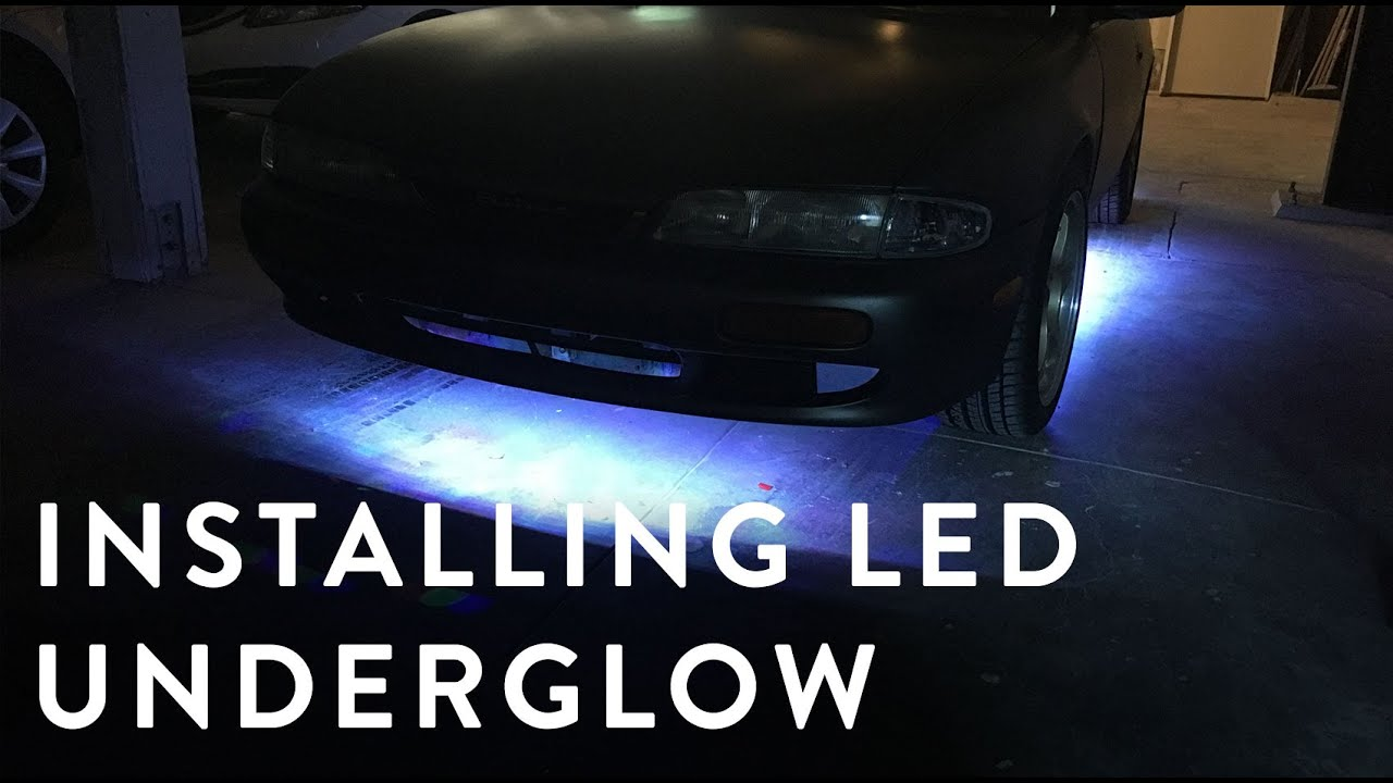 How To Wire Underglow Car Install On Wiring Diagram Ebay Led Youtube Truck