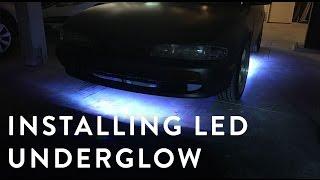 How to install Ebay LED Underglow