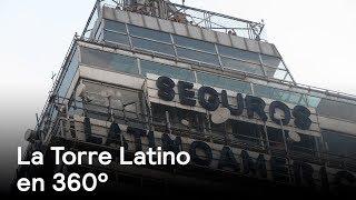 Cómo está construida la Torre Latinoamericana