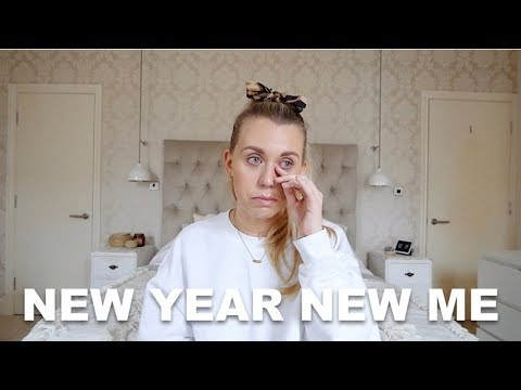HAPPY NEW YEAR (*EMOTIONAL😢) | 2019 RESOLUTIONS & 2018 REFLECTIONS