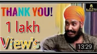 Balnagar Chandan Singh||Special Interview||Talent Hunt||2K Quality||AndhariTV