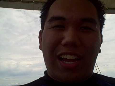 Post-dive site 2 in Bohol