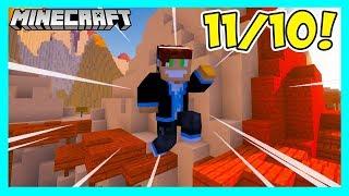 Minecraft Najładniejszy Parkour i Shadery! 11/10! [cz.2]