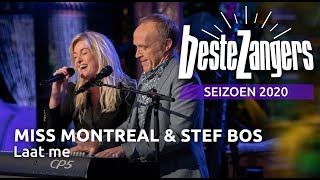 Stef Bos & Miss Montreal - Laat me | Beste Zangers 2020