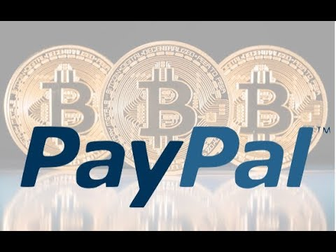 Use Paypal to Sell Bitcoin, Litecoin, or Ethereum on Coinbase is Possible