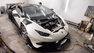 Download The Huracan is Back! And Makes Flames! 2 Step Activated!!! Mp3 and Videos
