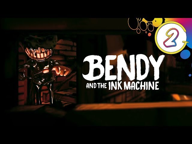 Ol' No-Pants Bendy | Bendy and the Ink Machine: Chapter 3 Part 2