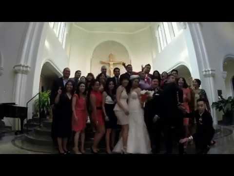 My Adventure to Winnipeg (Madison & Kris Wedding)