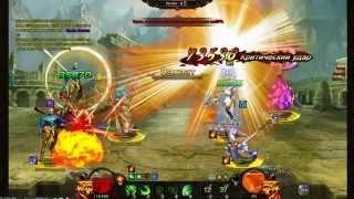 Demon Slayer, Фантастическая  онлайн ролевая игра