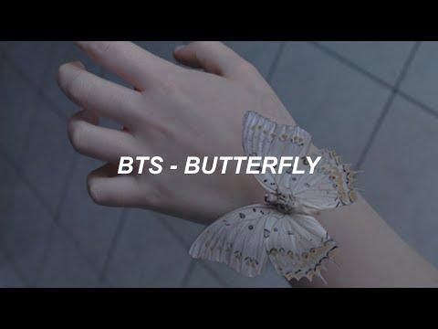 BTS (방탄소년단) 'Butterfly' Easy Lyrics