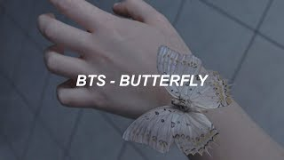BTS (방탄소년단) 'Butterfly' Easy Lyrics