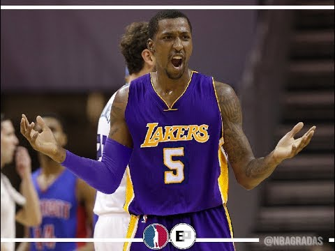 KCP LAKERS HYPE MIX- RISE AND SHINE!!
