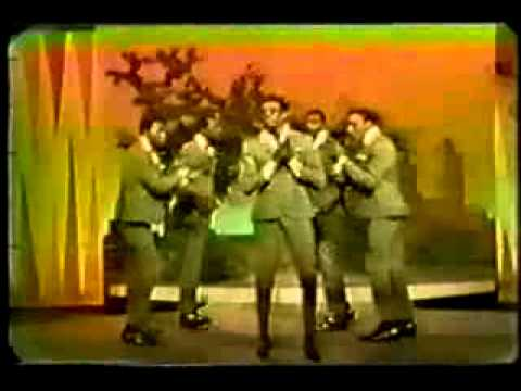 The Temptations Beauty's Only Skin Deep 1967 color clip