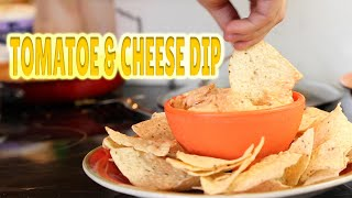 Tomato Cheese FUN Dip