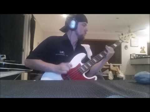 Frenzal Rhomb - You can't move into my house bass cover