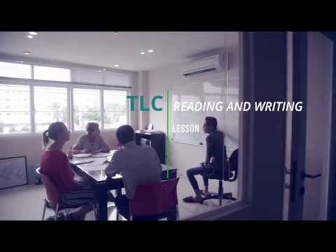TLC - Thai Reading and Writing