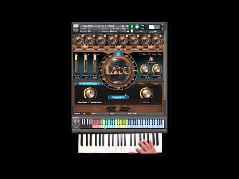 LA Drama Drums (LADD) Sneak Peek - Audiobro Official Demo