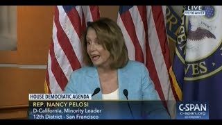 Nancy Pelosi LIVID Left is Being Called out for Violence-Inciting Rhetoric