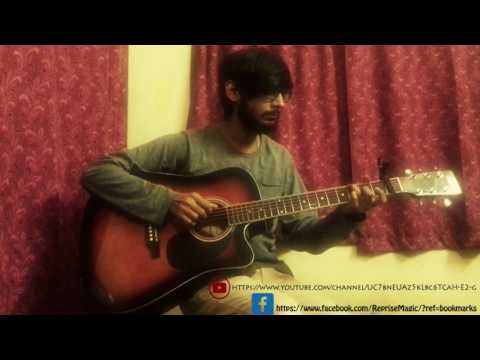 Enna Sona - Fingerstyle Guitar Cover
