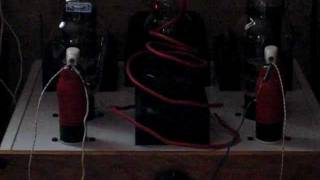 Amplifier EF37a + 300B  Yello - Touch Yello (2009)