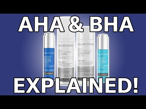 AHA vs BHA: Which Chemical Exfoliator is For You? | Paula's Choice Singapore & Malaysia
