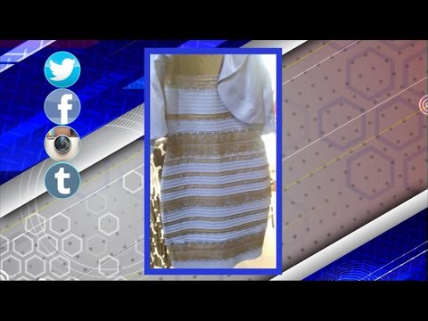 Blue n black dress controversy colors